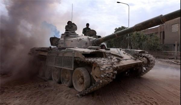 """Lữ đoàn 103 Vệ binh Cộng hòa Syria """"đánh đâu được đấy"""""""