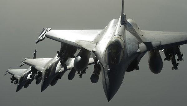 Nga - Pháp không kích kinh hoàng Nhà nước Hồi giáo