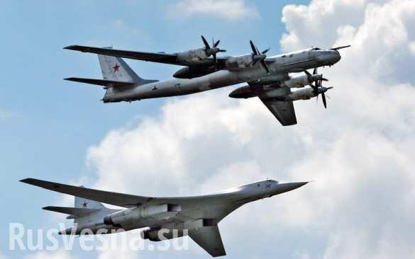 Nga dồn dập không kích IS bằng tên lửa hành trình và bom điều khiển