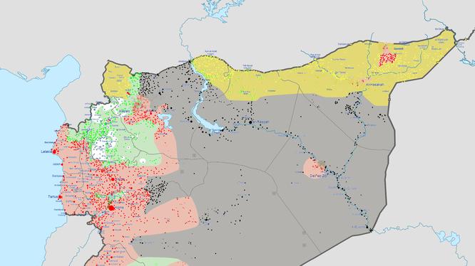 Syria: Cuộc chiến chống IS sẽ ngày càng ác liệt, tàn khốc