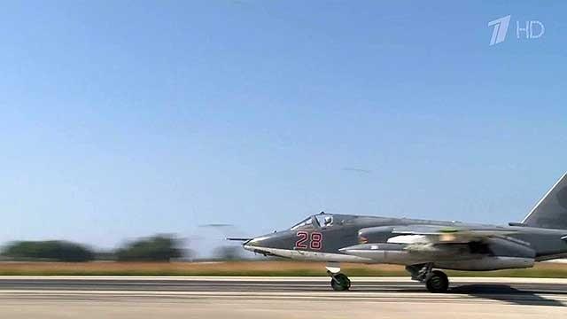 Máy bay và tên lửa hành trình Nga xé nát tinh thần phiến quân Syria