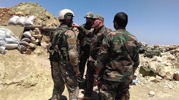 Tổng tham mưu trưởng quân đội Syria ở Latakia