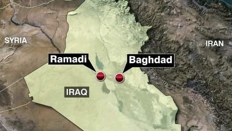 Iraq bắt đầu tấn công Ramadi, bước ngoặt cuộc chiến chống IS