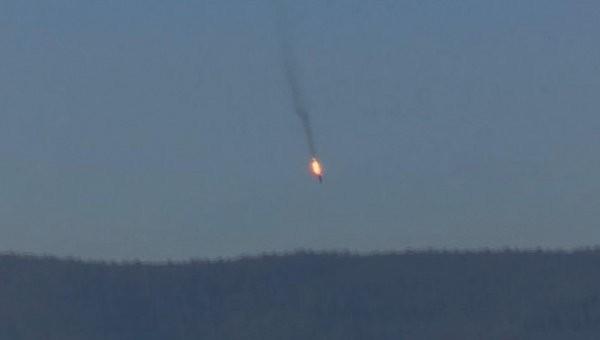 Sự cố Thổ Nhĩ Kỳ bắn hạ máy bay Su-24 Nga gây chấn động thế giới