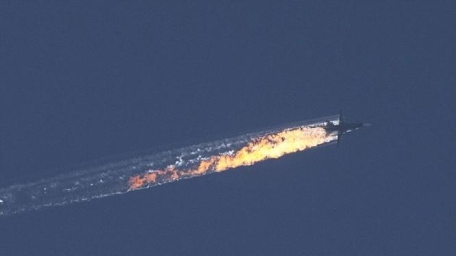 Phi công Su 24 được truy tặng huân chương Ngôi sao - anh hùng Nga