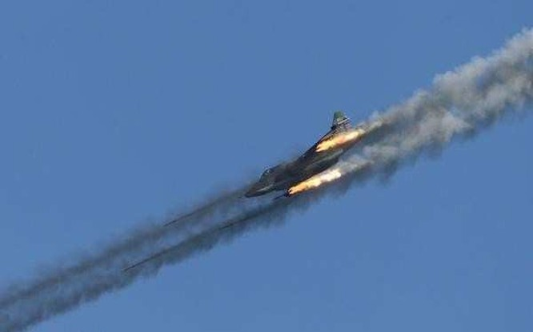 Nga tăng cường ném bom tiêu diệt sinh lực IS