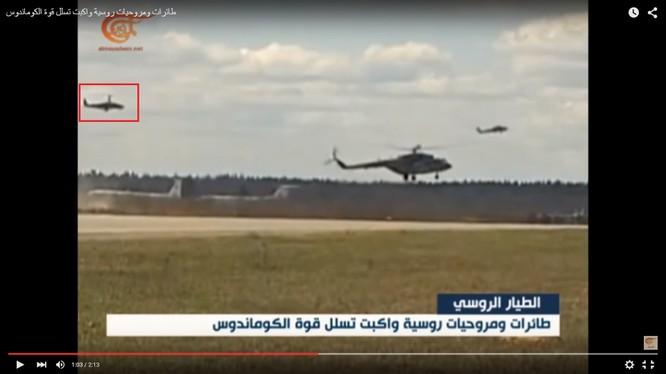 """Nghi vấn """"thợ săn đêm"""" Mi-28N và """"cá sấu"""" Ka-52 Nga tham chiến ở Syria"""