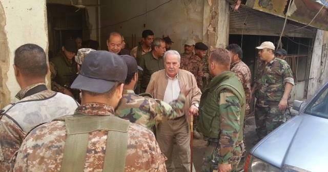 Lực lượng Palestine tiếp tục thiêu đốt IS ở Damascus