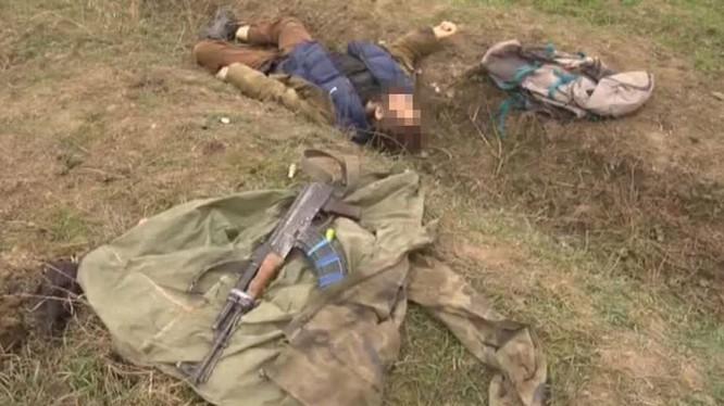 Nga tiêu diệt 3 tên khủng bố IS ở Dagestan