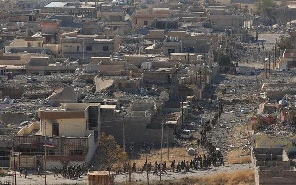Syria: Rực lửa chiến trường ngày cuối tuần