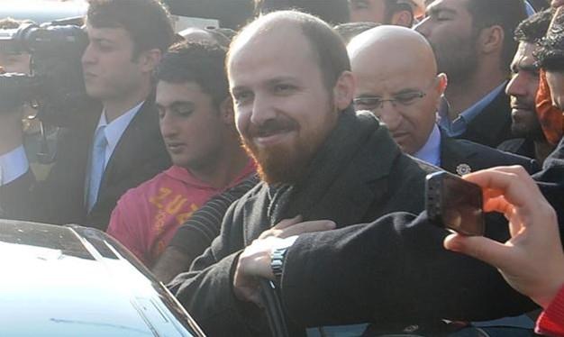 Bilal Erdogan được cho là đang tìm cách trốn tội khi xin định cư ở Italia. (ảnh: Reuters)