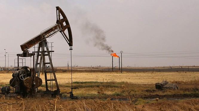 Không quân Mỹ từ chối tấn công các xe chở dầu từ Syria, Iraq vào Thổ Nhĩ Kỳ