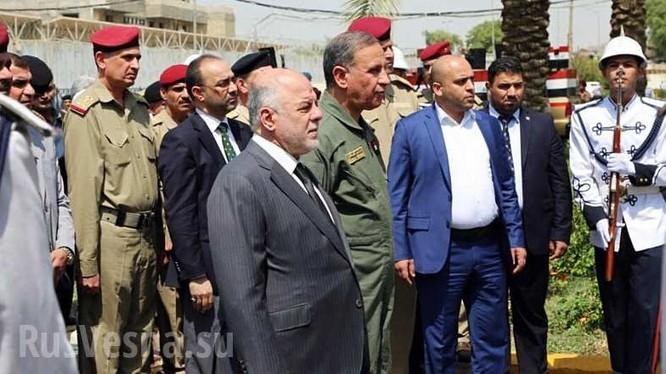 Iraq bất ngờ từ chối quân đội Mỹ