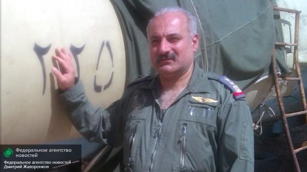 Đại tá Ahmed Ibrahim Suleiman, phi công lái MiG-21