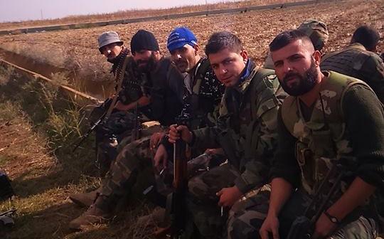 Lực lượng Tigers và lữ đoàn 103 Syria liên tục chiến thắng