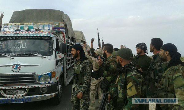 Chiến sự Syria sau hai tháng không kích dữ dội của không quân Nga (phần 2)