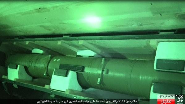 Căng thẳng chiến sự Syria, Iraq giành được thành phố Ramadi