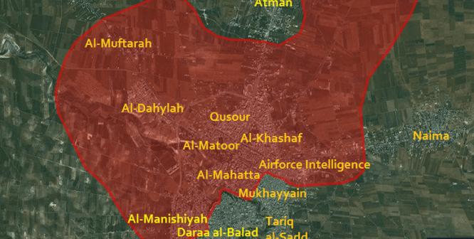 """Quân đội Syria chuẩn bị cắt """"mạch máu chủ"""" tiếp viện khủng bố từ Jordan"""