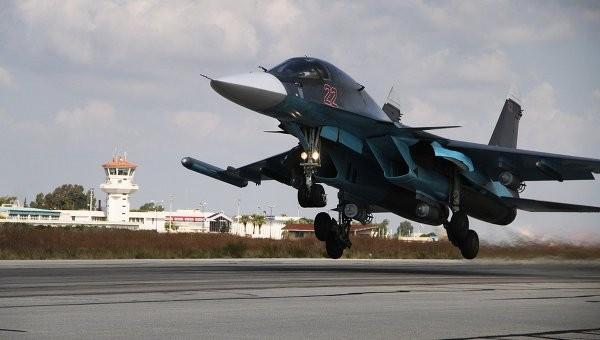Không quân Nga mỗi ngày xuất kích 30 - 40 lần yểm trợ FSA