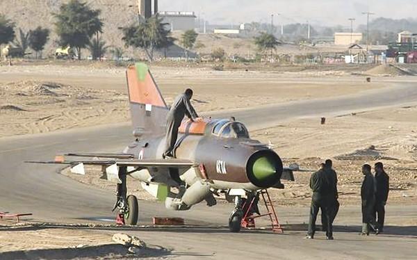 Không quân Syria không kích truy diệt kẻ thù