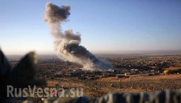 Sốc: Mỹ không kích nhầm, 30 lính Iraq thiệt mạng