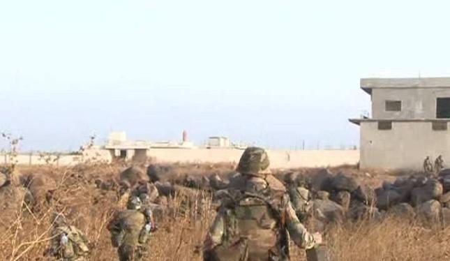 Quân đội Syria tiến sát thành phố Palmyra