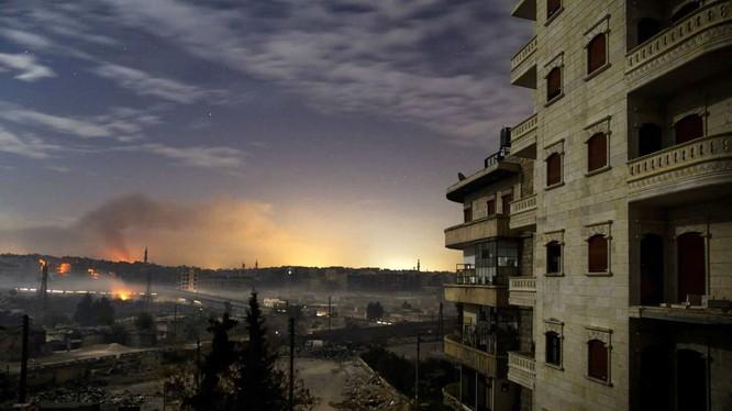 Quân đội Syria truy quét dữ dội, phiến quân bàn tháo chạy hoặc hàng