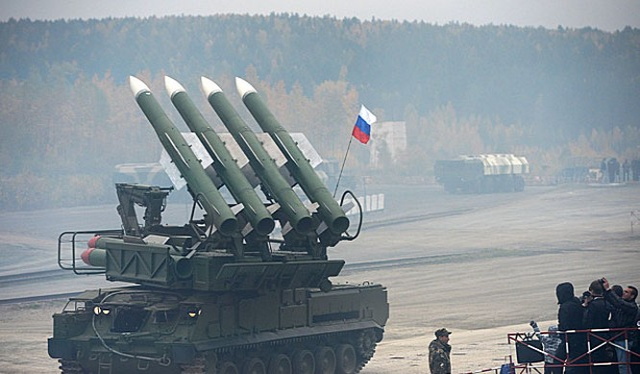 Quân đội Syria tăng cường tấn công, Nga mở hộp đen Su -24