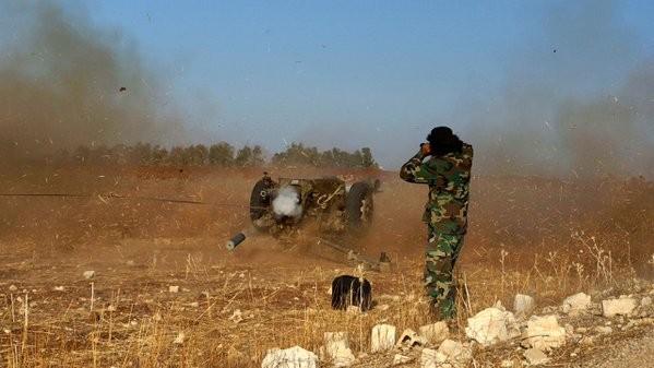 Syria dồn dập truy quét, tiêu diệt khủng bố