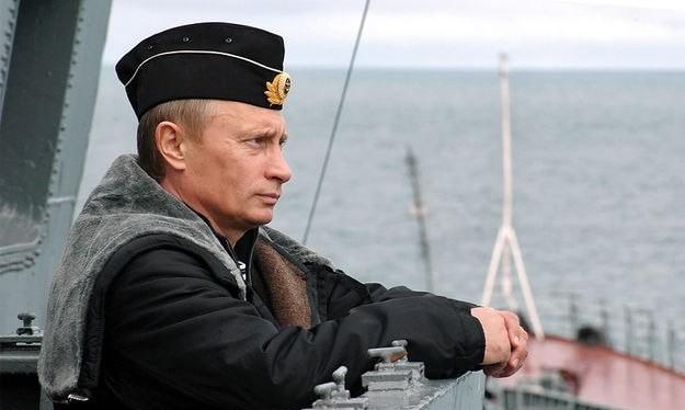 Putin không có con đường nào khác ngoài chiến thắng