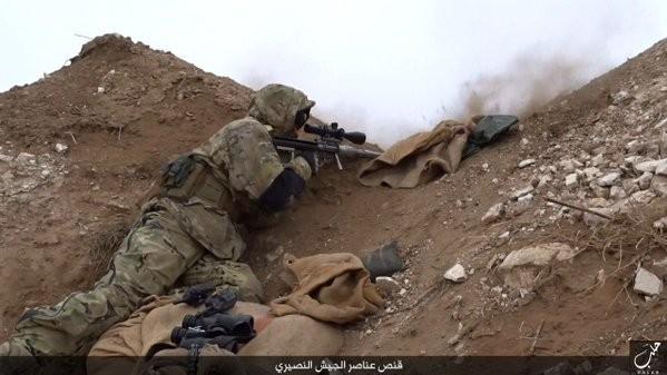 Quân đội Syria quyết giành Kabani, đóng cửa biên giới Thổ Nhĩ Kỳ