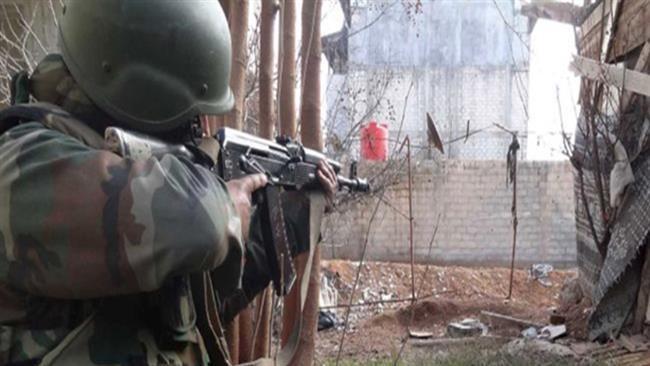 IS hoảng loạn tháo chạy trước đà tiến của quân đội Syria