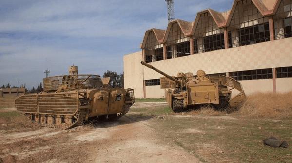 Quân đội Syria ồ ạt tấn công dứt điểm Darayya