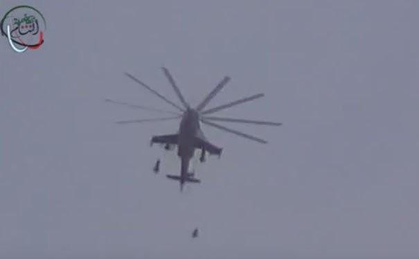 Chùm video chiến sự Syria đáng quan tâm trong ngày