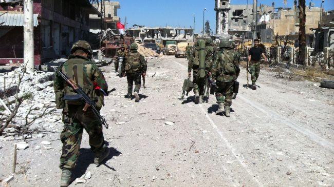 Quân đội Syria diệt hàng chục tay súng Al Qaeda Syria ở Bắc Aleppo
