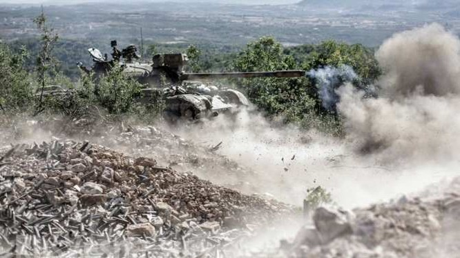 Quân đội Syria tấn công giải phóng Ghouta và Darayya