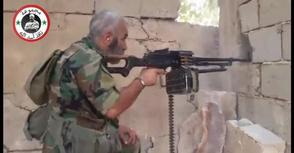 IS tấn công sân bay quân sự Deir Ezzor