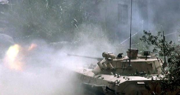 Video: Quân đội Syria phục kích ở Daraa, khủng bố tan xác