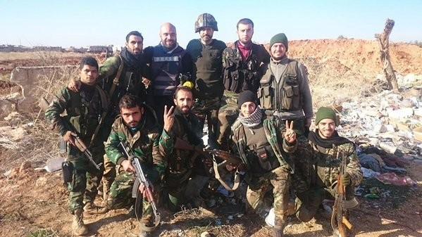 Quân đội Syria dồn dập tấn công, tiêu diệt hàng loạt chiến binh khủng bố