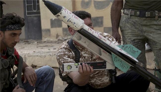 Những loại vũ khí tự sát của khủng bố Syria