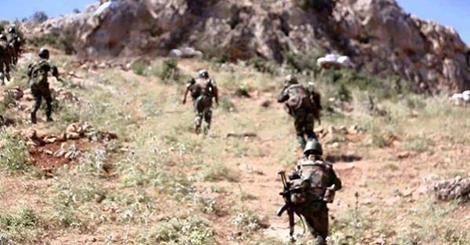Quân đội Syria tấn công thành phố Sheikh Miskeen tỉnh Dara'a