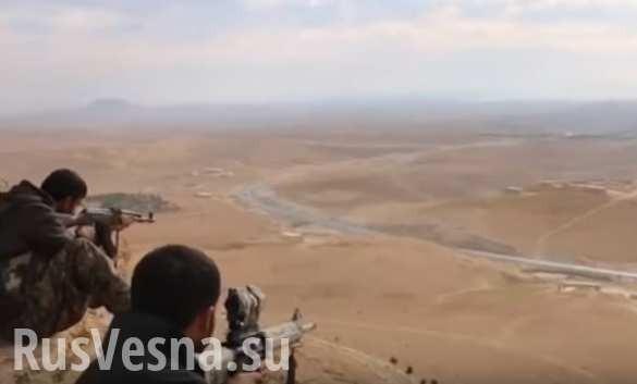 Thất bại chiến lược của IS, dân quân người Kurd chiếm đập thủy điện Tishrin