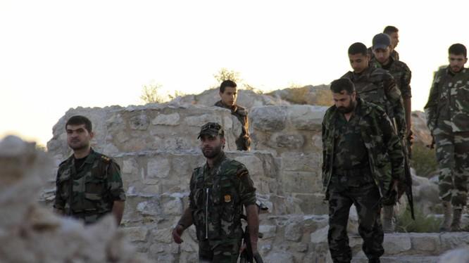 Chùm video chiến sự Syria đáng quan tâm trong tuần