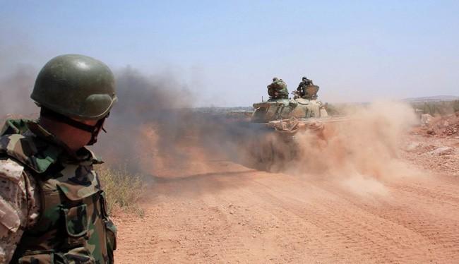 Quân đội Syria, Hezbollah chuẩn bị tấn công lớn vào năm mới