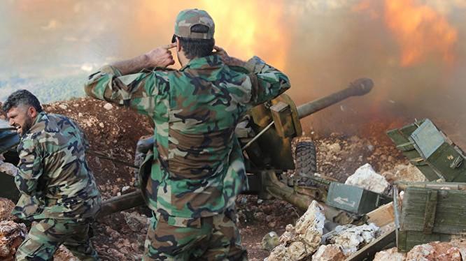 Video: Cận cảnh quân đội Syria tiêu diệt đoàn xe IS ở Aleppo