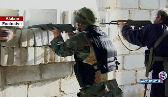 Binh sĩ Syria giải phóng hàng loạt địa bàn ở nhiều tỉnh