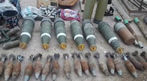 Sốc trước sự giàu có và kho vũ khí khổng lồ của IS