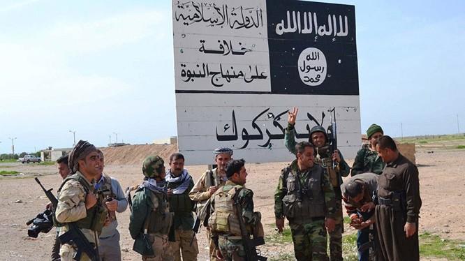 Video: Người Kurd tìm thấy chứng cứ Ả rập Xê ut tài trợ cho IS