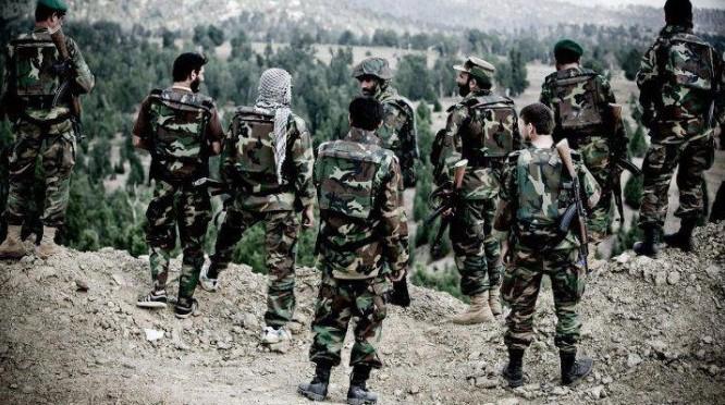 Lực lượng NDF tỉnh Hama giải phóng làng Ramleh