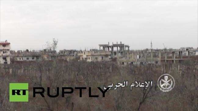 Video: Cận cảnh quân đội Syria đánh chiếm Ruwaiset Qabib tỉnh Latakia